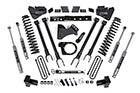 """BDS - 6"""" 4-Link Lift Kit 2020+ F250/F350 Diesel (1571H)"""
