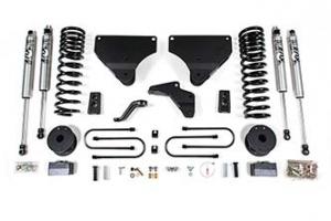 "BDS - 4"" Lift Kit 2013-2018 RAM 3500 4WD w/ Rear Air Ride (1643H)"