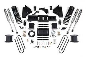 "BDS - 5.5"" Suspension Lift Kit 2013-2018 RAM 3500 w/ Rear Air Ride *GAS* (1651H)"