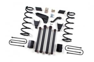 "Suspension - Zone - ZONE - ZONE  3"" Suspension Lift Kit w/ Nitro Shocks 2010-2013 RAM 2500 Powerwagon (ZOND131N)"