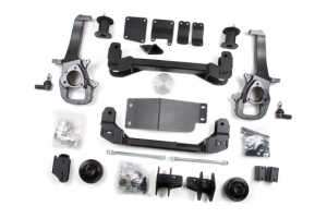 "ZONE  4"" Front Suspension Lift Kit w/ Nitro Shocks 2012 RAM 1500 (ZOND20N)"