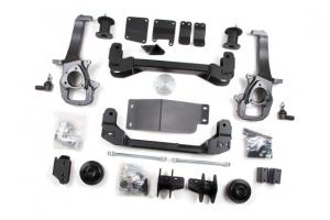 "ZONE  4"" Front Suspension Lift Kit w/ Nitro Shocks 2012 RAM 1500 (ZOND22N)"