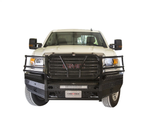 Frontier Truck Gear - FRONTIER  Original Front Bumper  - NO Camera Cutout - 2019+  GMC 1500   (300-31-9006)