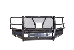 Frontier Truck Gear - FRONTIER  Original Front Bumper w/ Camera Cutout & Light Bar Opening  - 2020 Silverado HD (300-22-0006)