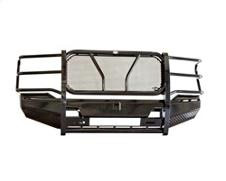 Frontier Front Bumpers - Frontier Pro Front Bumper - Frontier Truck Gear - FRONTIER PRO Front Bumper   -NO Camera Cutout-  2019+  Ram 2500/3500   (130-41-9008)