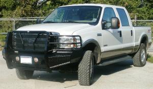 Frontier Truck Gear - FRONTIER  Original Front Bumper  - 2020 Super Duty   (300-12-0005)
