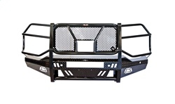 Frontier Front Bumpers - Frontier Pro Front Bumper - Frontier Truck Gear - Frontier Pro Front Bumper with Camera and Light Bar 2017+ F250/F350 (130-11-7008)