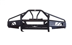 Frontier Front Bumpers - Frontier Xtreme Front Bumper - Frontier Truck Gear - Frontier Xtreme    Front Bumper 2010-2019 Ram 2500/3500 Light Bar  (600-41-0006)