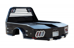 NORSTAR  Western Deluxe Truck Bed  (WH)