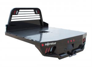 NORSTAR  Smooth Rail Flat Bed  (SF)